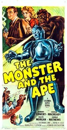 The Monster and the Ape - Movie Poster (xs thumbnail)