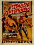 Captain John Smith and Pocahontas - Belgian Movie Poster (xs thumbnail)