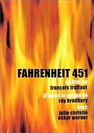 Fahrenheit 451 - French Movie Cover (xs thumbnail)