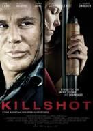 Killshot - German Movie Poster (xs thumbnail)