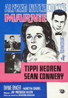 Marnie - Swedish Movie Poster (xs thumbnail)
