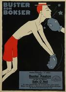 Battling Butler - Norwegian Movie Poster (xs thumbnail)