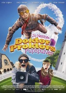 Doktor Proktors prompepulver - German Movie Poster (xs thumbnail)