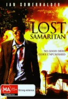 The Lost Samaritan - Australian DVD cover (xs thumbnail)
