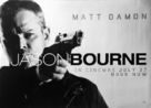 Jason Bourne - British Movie Poster (xs thumbnail)
