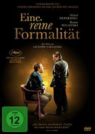 Pura formalità, Una - German Movie Cover (xs thumbnail)