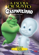 Casper's Scare School - Brazilian Movie Cover (xs thumbnail)