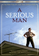 A Serious Man - DVD movie cover (xs thumbnail)