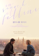 In Search of Fellini - South Korean Movie Poster (xs thumbnail)