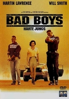 Bad Boys - German Movie Cover (xs thumbnail)