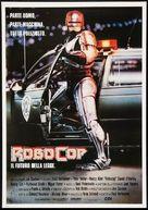 RoboCop - Italian Movie Poster (xs thumbnail)
