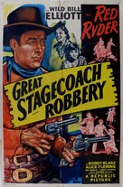 Great Stagecoach Robbery - Movie Poster (xs thumbnail)
