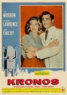 Kronos - Italian Theatrical poster (xs thumbnail)