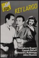 Key Largo - French Re-release poster (xs thumbnail)