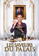Les saveurs du Palais - French DVD cover (xs thumbnail)