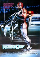RoboCop - Swedish Movie Poster (xs thumbnail)