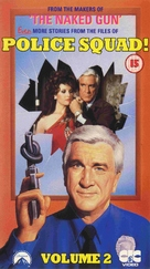 """Police Squad!"" - British Movie Cover (xs thumbnail)"
