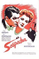 Suspicion - Spanish Movie Poster (xs thumbnail)