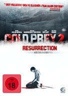 Cold Prey 2 - German Movie Cover (xs thumbnail)