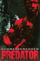 Predator - German VHS movie cover (xs thumbnail)