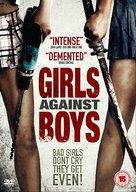 Girls Against Boys - British Movie Cover (xs thumbnail)