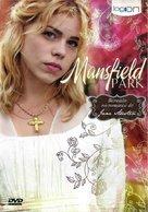 Mansfield Park - Brazilian DVD cover (xs thumbnail)