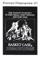Basket Case - German poster (xs thumbnail)