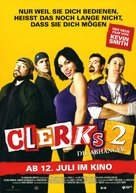 Clerks II - German Movie Poster (xs thumbnail)