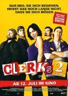 Clerks II - German Movie Poster (xs thumbnail)