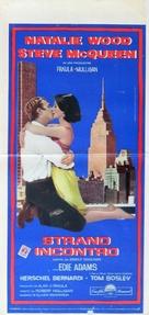Love with the Proper Stranger - Italian Movie Poster (xs thumbnail)
