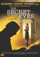 El secreto de sus ojos - Canadian DVD movie cover (xs thumbnail)