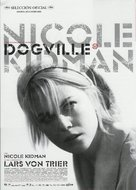 Dogville - Spanish Movie Poster (xs thumbnail)