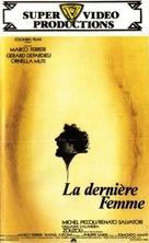 La dernière femme - French VHS cover (xs thumbnail)