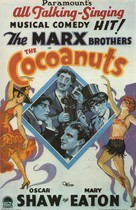 The Cocoanuts - Movie Poster (xs thumbnail)