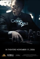 Casino Royale - Indonesian Movie Poster (xs thumbnail)