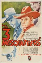 The Three Mesquiteers - Movie Poster (xs thumbnail)