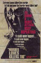 Murder Loves Killers Too - Movie Poster (xs thumbnail)