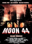 Moon 44 - French Movie Poster (xs thumbnail)