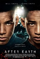 After Earth - Singaporean Movie Poster (xs thumbnail)
