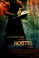 Hostel - Movie Poster (xs thumbnail)