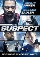 The Suspect - DVD cover (xs thumbnail)