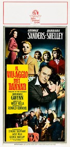Village of the Damned - Italian Theatrical movie poster (xs thumbnail)