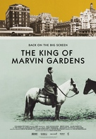 The King of Marvin Gardens - British Movie Poster (xs thumbnail)