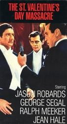 The St. Valentine's Day Massacre - VHS movie cover (xs thumbnail)