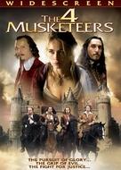 D'Artagnan et les trois mousquetaires - DVD cover (xs thumbnail)