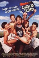 Road Trip - Brazilian Movie Poster (xs thumbnail)