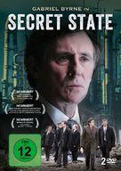 Secret State - German DVD cover (xs thumbnail)