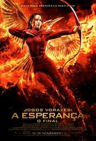 The Hunger Games: Mockingjay - Part 2 - Brazilian Movie Poster (xs thumbnail)