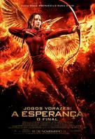 The Hunger Games: Mockingjay - Part 2 - Brazilian Movie Poster (xs thumbnail)