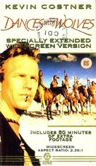 Dances with Wolves - British Movie Cover (xs thumbnail)